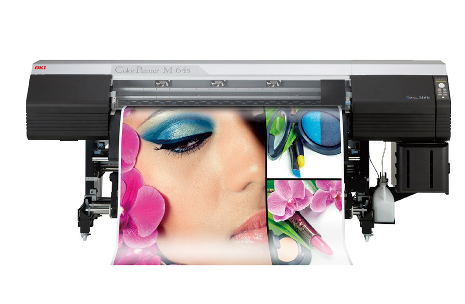 Color Printer M-64s (OKI)